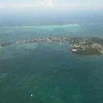 Caye Caulker Aerial