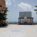 Caye Caulker Basketball Court