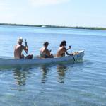 Caye Caulker Canoeing