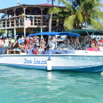 Caye Caulker Split Boat
