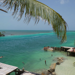 Caye Caulker Split View