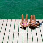 Caye Caulker Sun Bathe