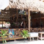 Caye Caulker Thatched Bar